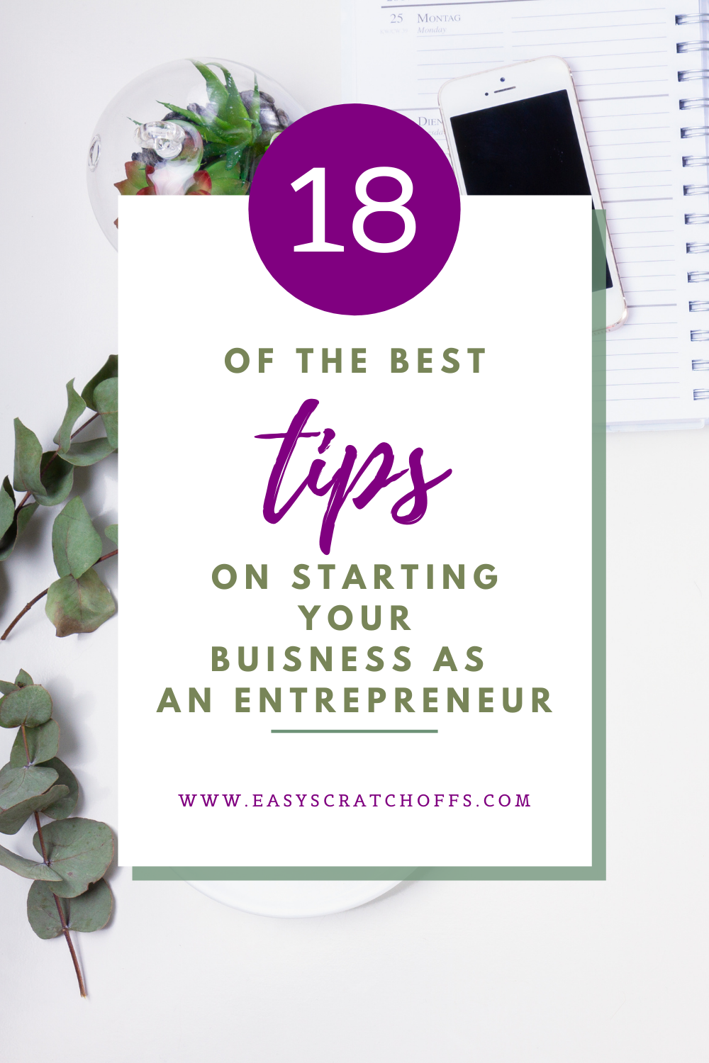 Tips to starting a business
